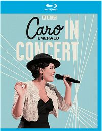 Cover Caro Emerald - BBC In Concert [DVD]